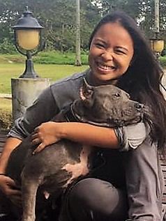 Keith and Mama - Laguna Pit Bull - CARA - Animal Welfare Philippines