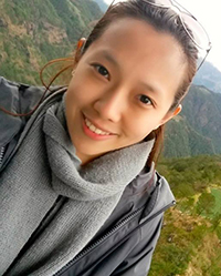 stephanie LIm, CARA Volunteer