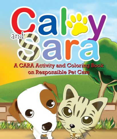 Book launch – Caloy and Sara, Sunday 18th of September