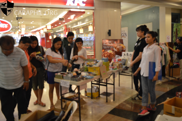 CARA Welfare Philippines – Fund-raising activity for Animal Welfare – Great Garage Sale – December 20, 2014