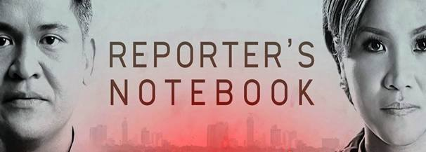 "THE LPBs ON ""REPORTER'S NOTEBOOK"""