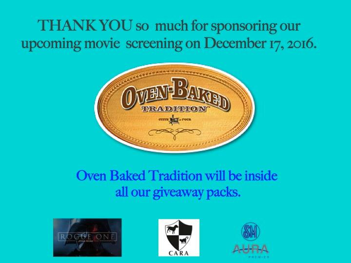 december-2016-new-cara-thankyou-sponsors-oven-baked-tradition-starwars-rogue-adoptdontshop-carawelfareph-savethelagunapitbulls