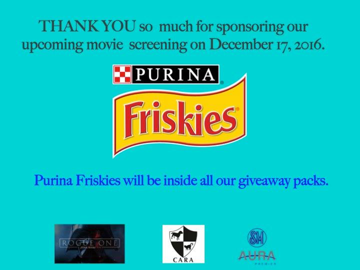 december-2016-new-cara-thankyou-sponsors-purina-friskies-starwars-rogue-adoptdontshop-carawelfareph-savethelagunapitbulls