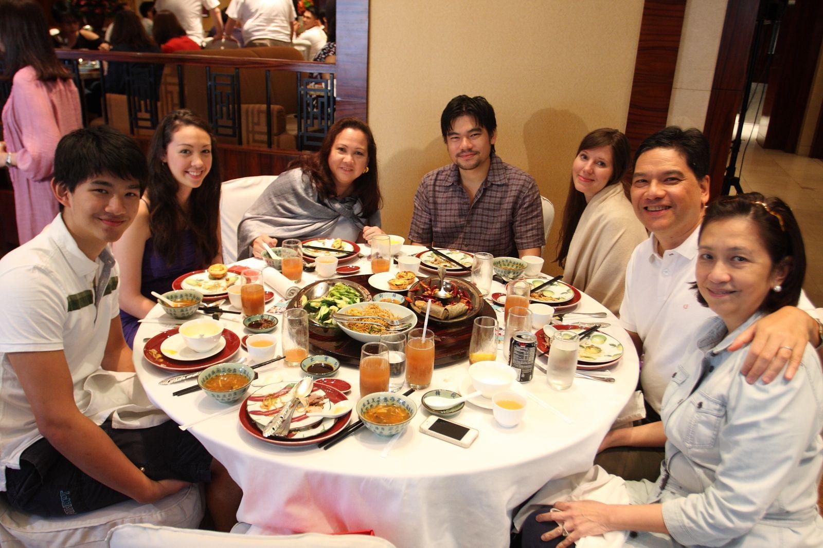 Yum Cha with CARA at Lili Restaurant