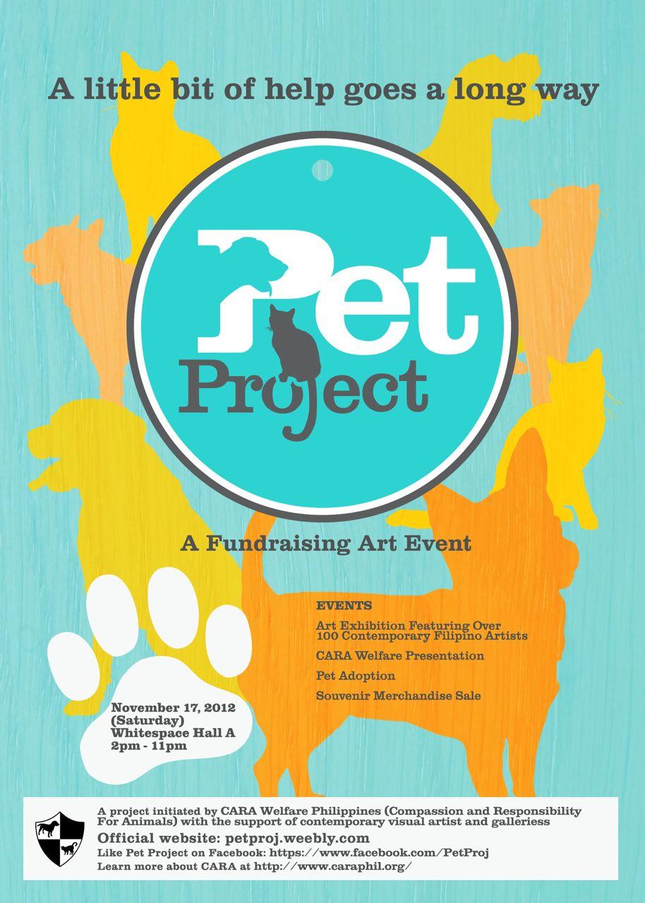Pet Project Art Fundraiser