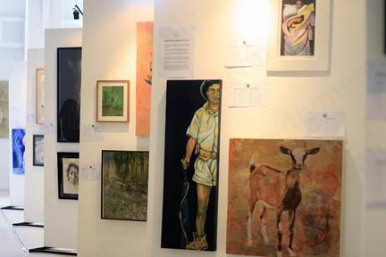 Pet Project Art Exhibition