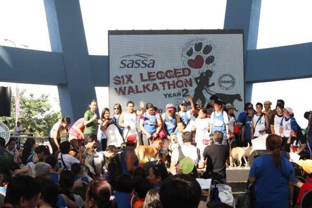 PAWS' Six-Legged Walkathon celebrates animal welfare in the Philippines