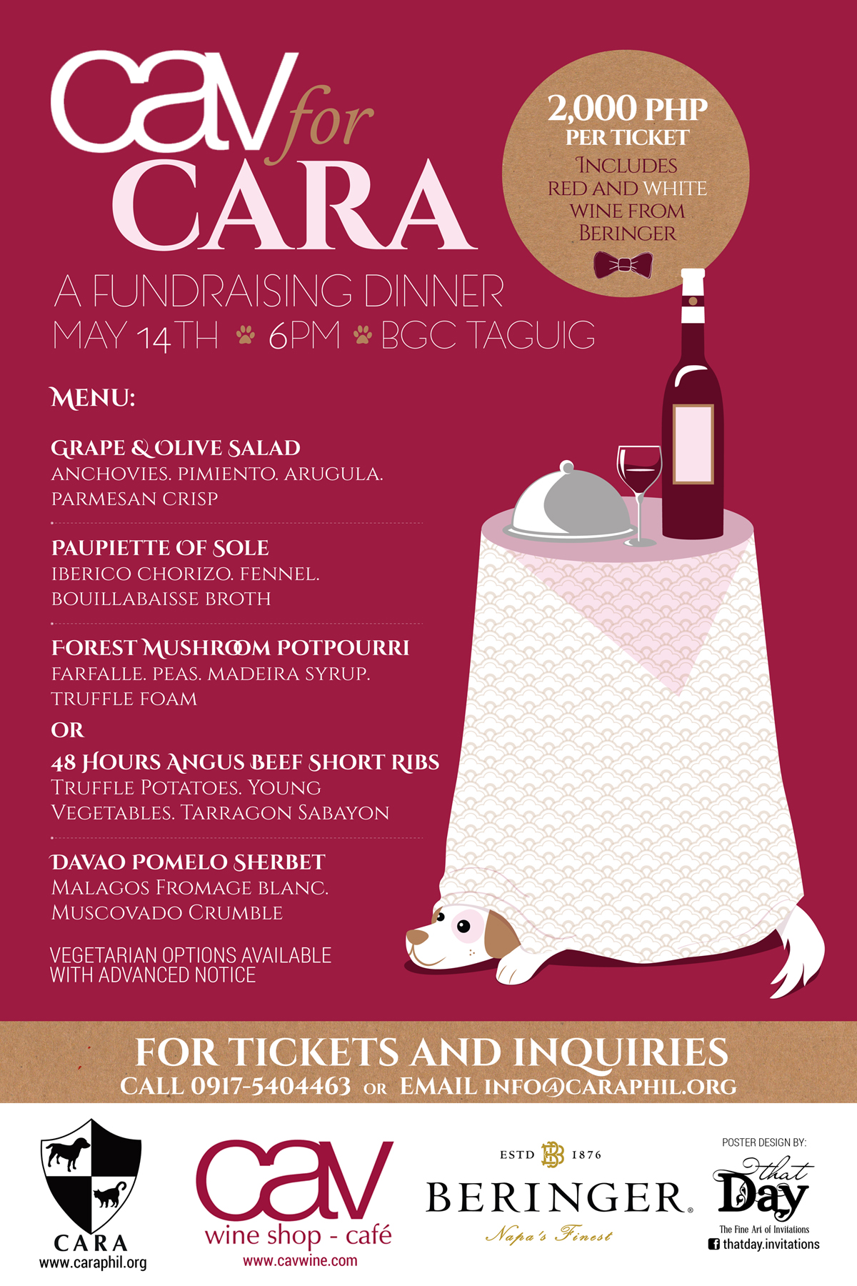 CAV for CARA