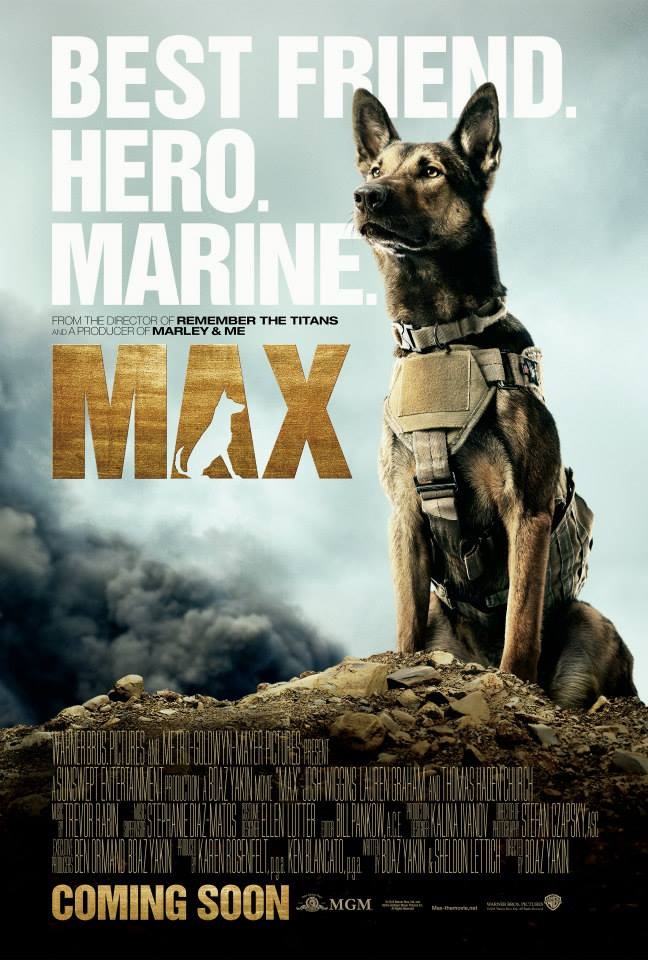 Thanks to all supporters of CARA's special screening of MAX