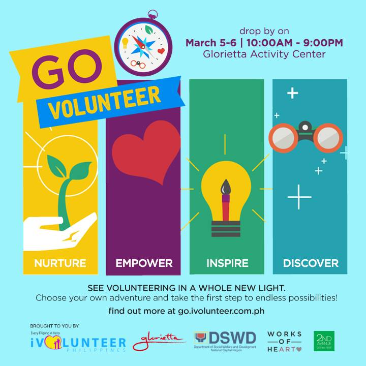 CARA joins the Go Volunteer Expo
