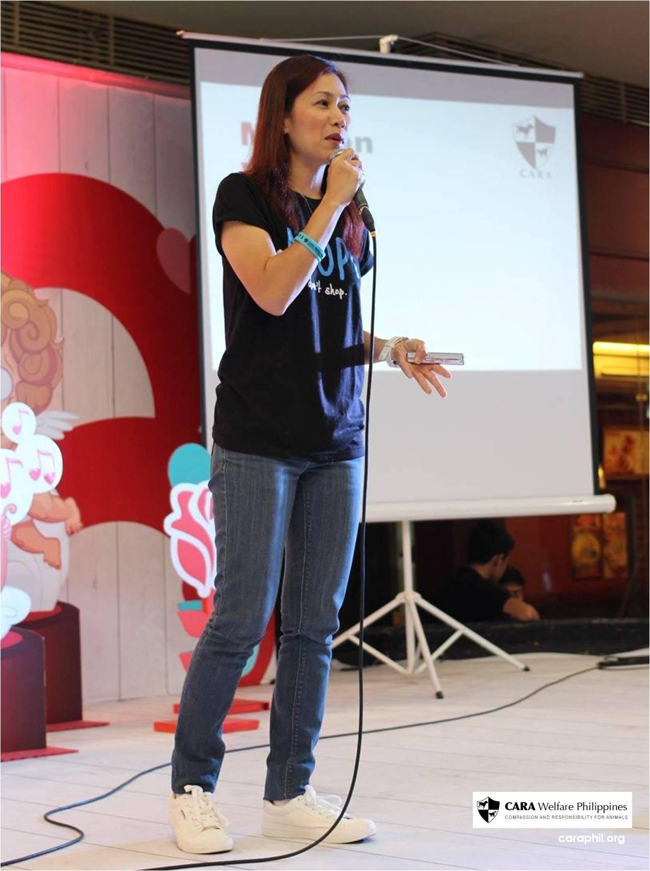 "CARA Speaks About Responsible Pet Parenting at ""Fur My Love"""
