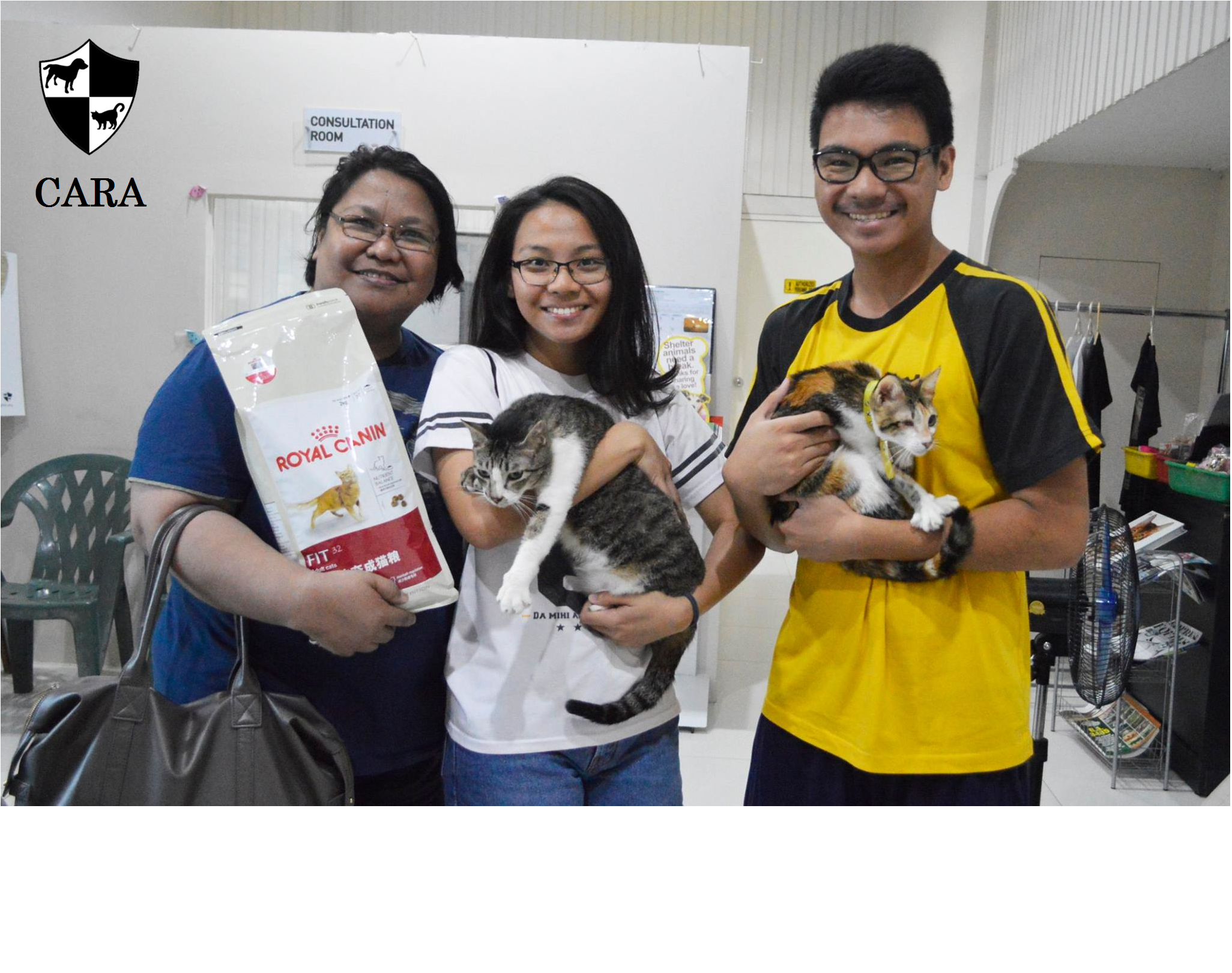 Bon and Psyche finally found their furever home!