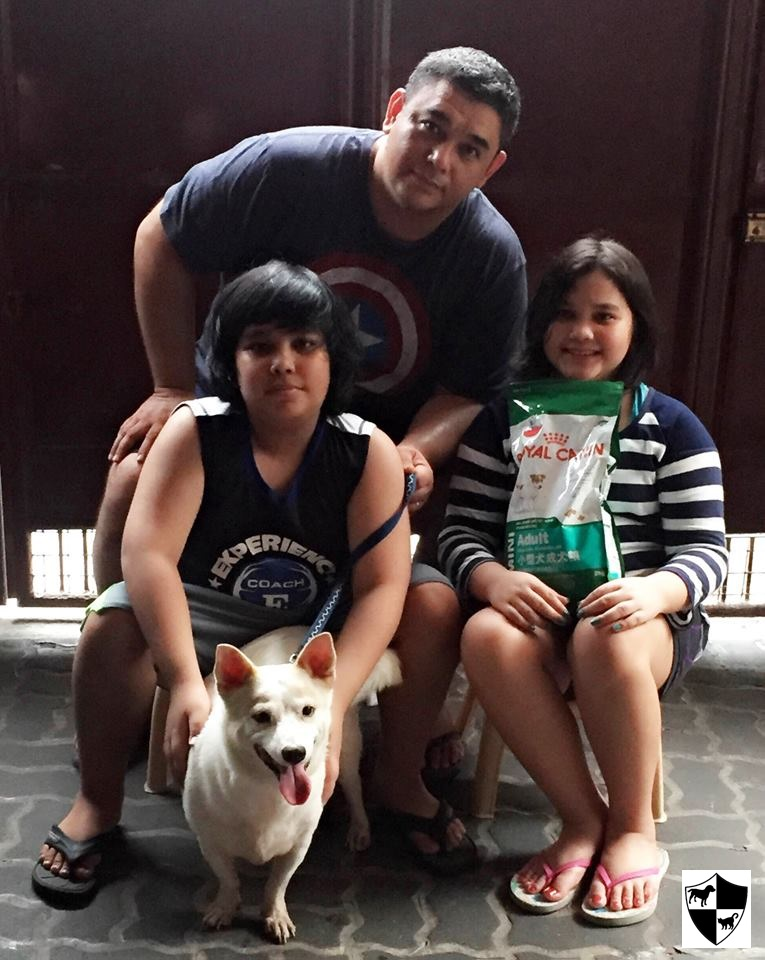 Cruz Brings Happiness To A Second Family