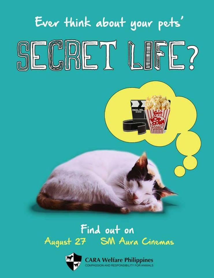 Save the Date: The Secret Life of Pets