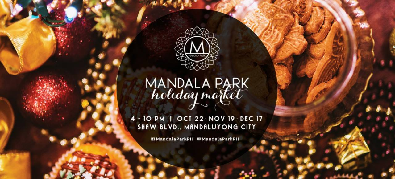 Upcoming Event on December 17 – Mandala Park Holiday Market
