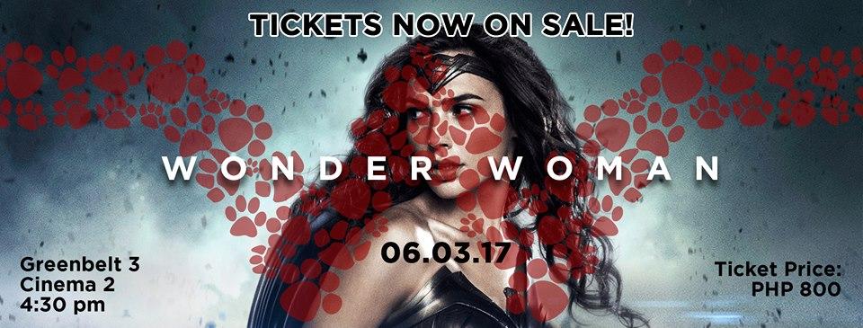 Wonder Woman Movie Screening