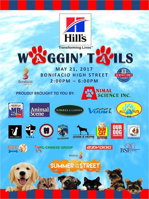 Waggin' Tails 2017