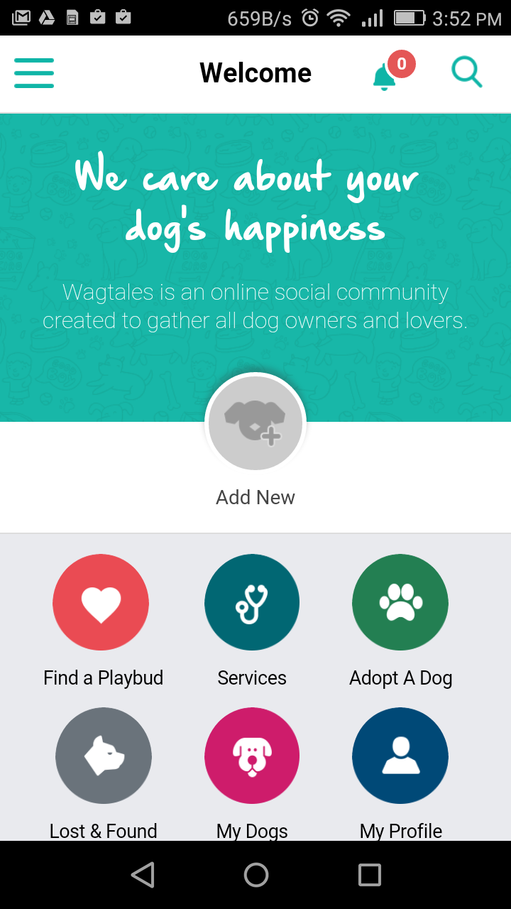 Social Network for Dog Lovers is now in the Philippines!