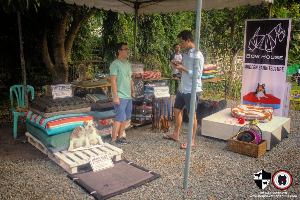 Oct 2017 Ayala Alabang Village Dog Park CARA Welfare Philippines Event bowhaus