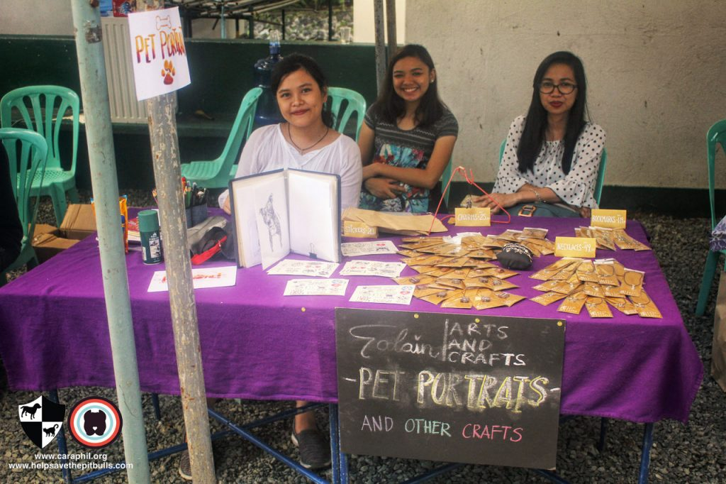 Oct 2017 Ayala Alabang Village Dog Park CARA Welfare Philippines Events portrait