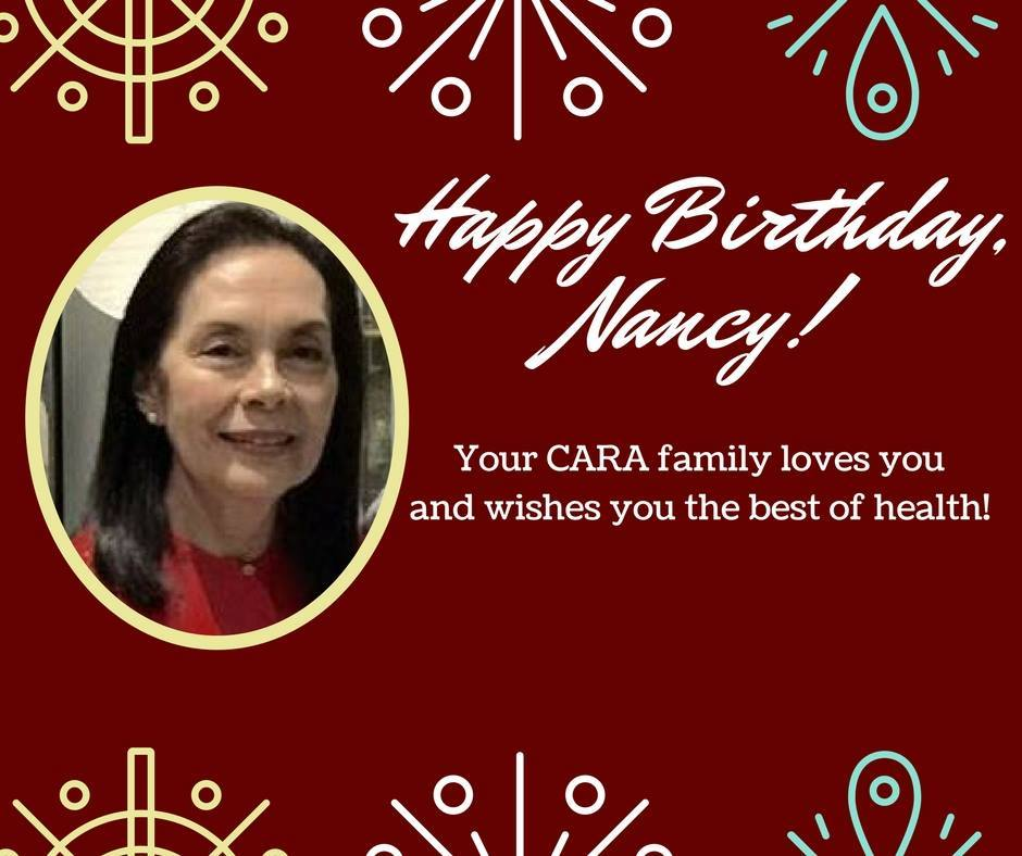 November 2017 - Happy Birthday-President- Nancy Unjieng- CARA Welfare Philippines - AdoptDontShop