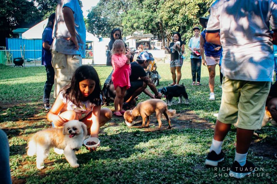 Oct 2017 Ayala Alabang Village Dog Park CARA Welfare Philippines Events Proper