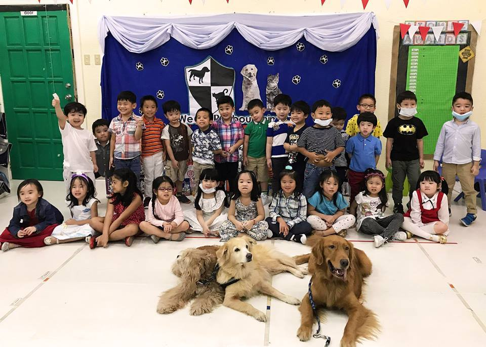 CARA Visits ICBB-Greenhills For an Educational Talk