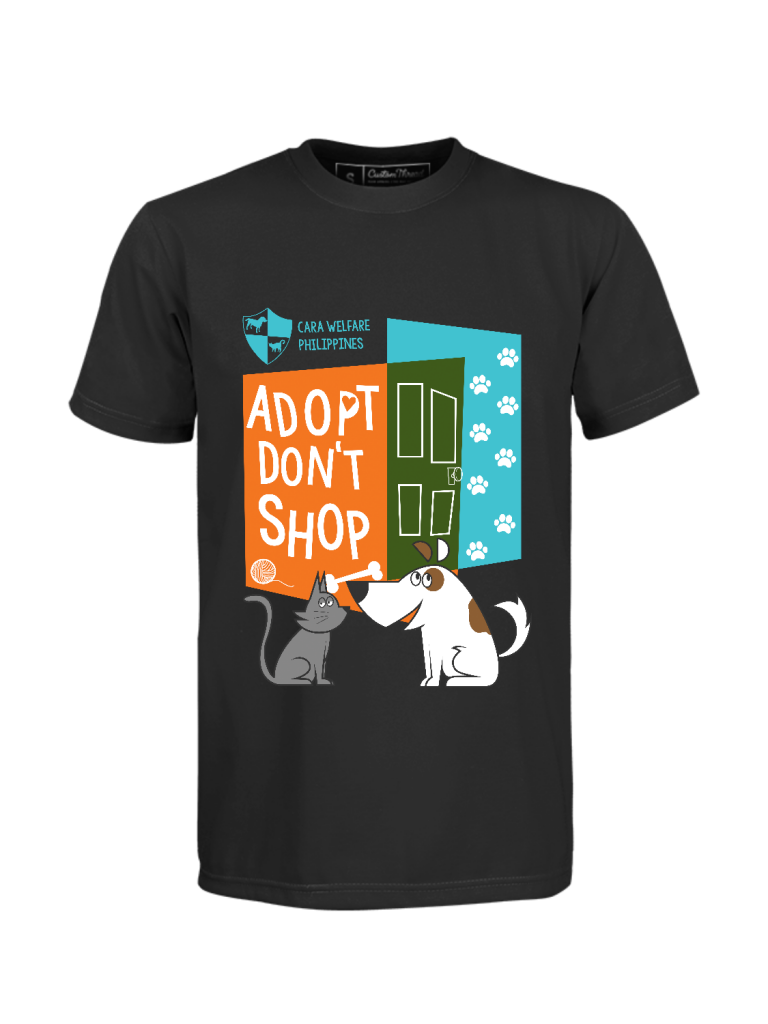November 2017 - CARA shirts- CARA Welfare Philippines - AdoptDontShop