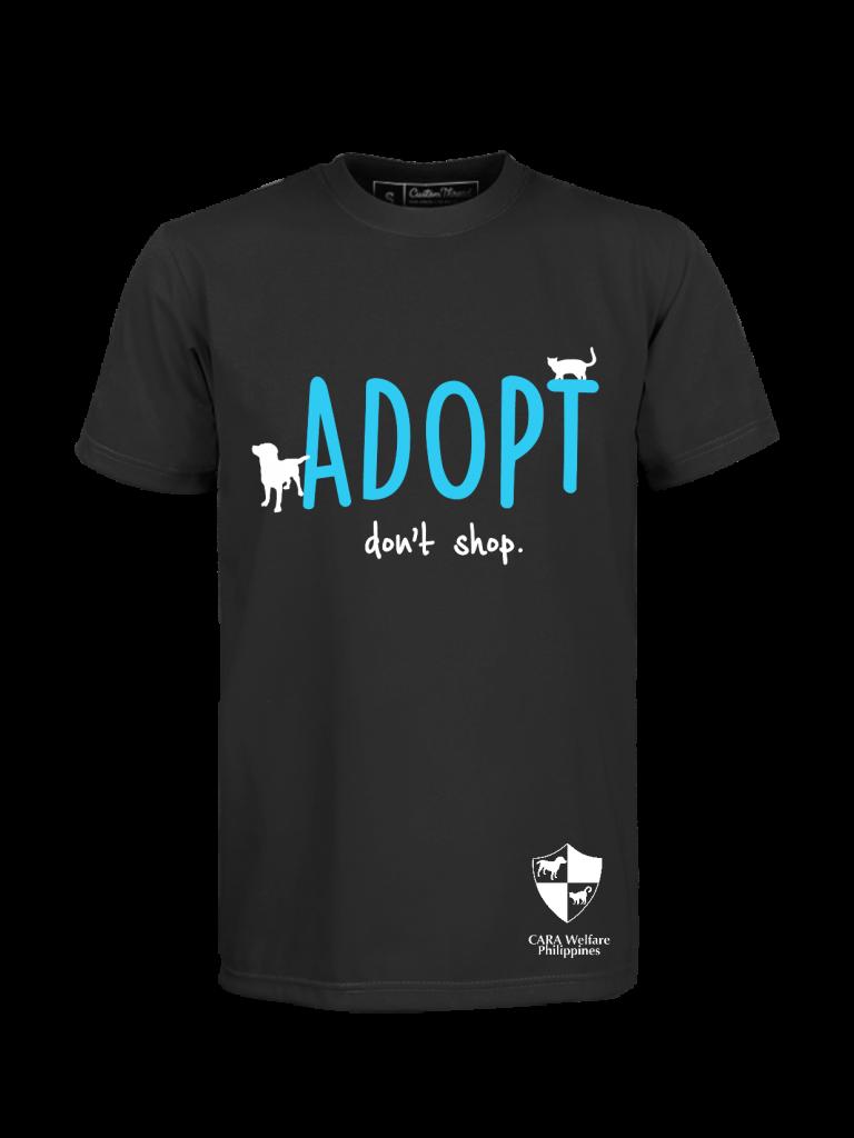CARA Adopt Don't Shop shirt