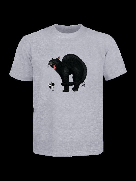 CARA Alphabet Cat shirt
