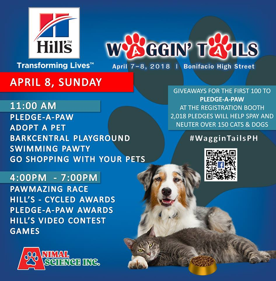 Waggin Tails 2018